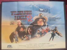 Wilderness Family Pt2 - UK Quad Movie Poster | Robert F. Logan